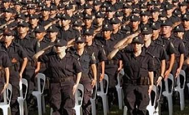 En 2014 se incorporarán en Provincia unos 7.500 policías