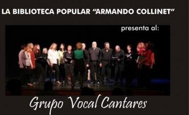 Recital del Grupo Vocal Cantares