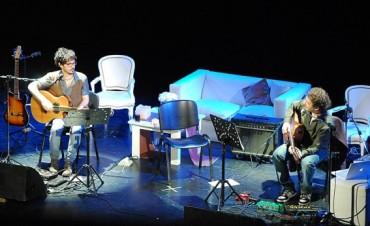 """Con la notable actuación de Aristimuño y Snajer, culminó la edición 2013 del ciclo """"Gira y Tiembla"""" y ya se piensa en el 2014"""