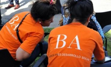 Buenos Aires capacitó más de 1.400 tutores del Envión
