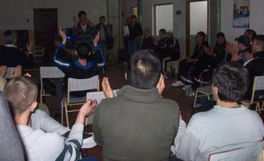 Actividades culturales para detenidos en la Unidad Nº 7