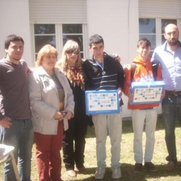 Se entregaron más de 200 netbooks a alumnos de la Escuela Secundaria 17 de Sierra Chica