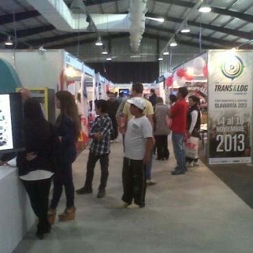 Radio Olavarría presente en la expo Transporte y Logística