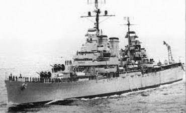 Olavarría tendrá su Monumento en Homenaje al Crucero Gral. Belgrano