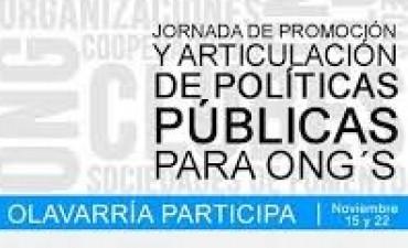 """""""Jornada de Promoción y Articulación de Políticas Públicas"""""""