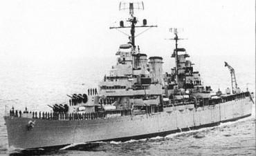 """La muestra """"El Crucero General Belgrano vive"""" llega Olavarría"""