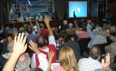 Coopelectric realizó su Asamblea General Ordinaria