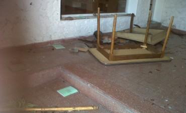 Iglesia Fátima: la comunidad pone manos a la obra