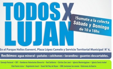 "Campaña ""Todos x Luján"""