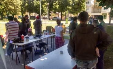 Campaña Todos x Luján: Piden agua, alimentos y productos de limpieza