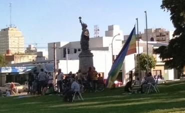 Sexta Marcha del Orgullo en Olavarría