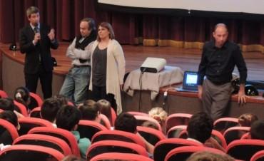 Jornada de prevención vial para estudiantes secundarios en Tapalqué