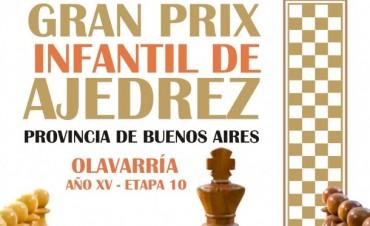Gran Prix infantil de ajedrez