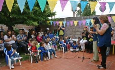 """El Jardín Maternal Municipal """"El Hornerito"""" cumplió 25 años"""