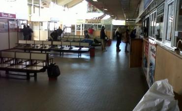 Posponen la segunda etapa de obras en la Terminal para el 2015