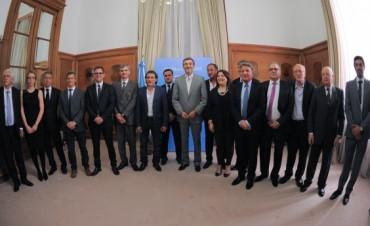Randazzo puso en funciones al directorio de Ferrocarriles Argentinos