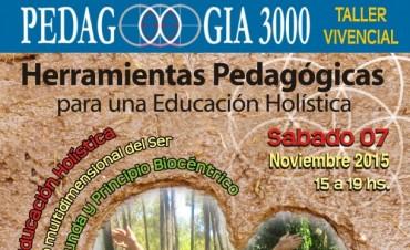 Punto Focal Fractal de Pedagooogía 3000 Olavarría