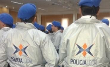 Policía Local: ya son oficiales los últimos egresados de la Escuela de Olavarría