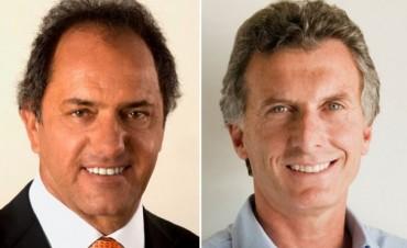 'No hay colegas que hayan anunciado números a favor de Scioli'