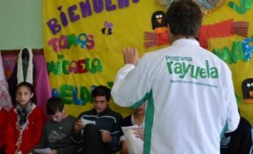 """Cierre anual del programa """"Rayuela"""""""
