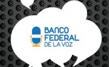 Se presenta oficialmente el Banco Federal de la Voz