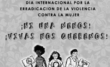Marchan contra la violencia de género