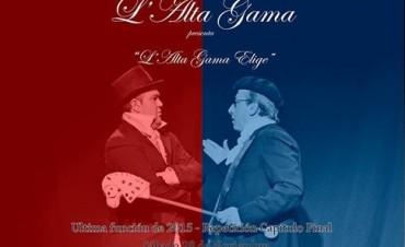 El Café Concert L' Alta Gama presenta una nueva función