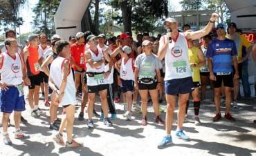 Maratón por el Aniversario de Loma Negra