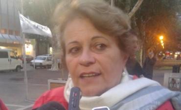 Petrocini: 'el paro tiene que ver con lo que no está pasando, la falta de convocatoria'