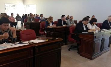 Concejo Deliberante: aprobaron por unanimidad todos los proyectos