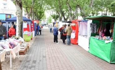 Este fin de Semana nueva Feria de Los Emprendedores Sociales, Artesanos y Manualistas nucleados en la  Minga