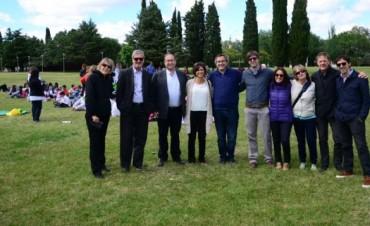'Olavarría sin tabaco': actividades en el Parque Helios Eseverri