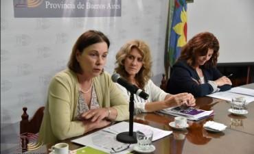 Lordén participó del lanzamiento de la Ley de Seguimiento del Recién Nacido Prematuro