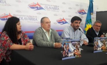Presentaron la edición 2016 del Festival de Doma y Folclore de Olavarría