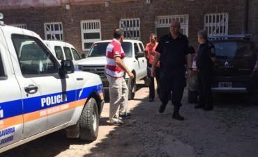Se entregó el acusado de balear a un remisero