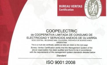 Obras Sanitarias: Certificación ISO 9001