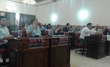 Concejo deliberante: la oposición se impuso en varios proyectos