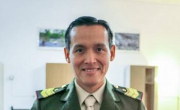 Tras la muerte, entregan el cuerpo del sargento Parra a los familiares