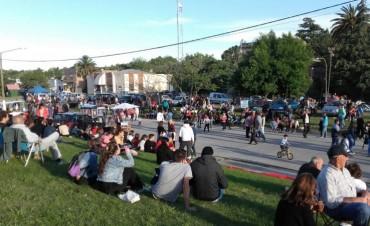 Sierras Bayas realizó los festejos por los 138 años de la localidad