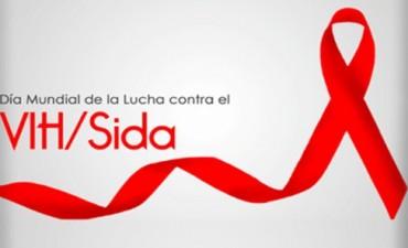Campaña de salud en el marco del Día Mundial del SIDA