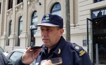El Comisario Inspector Carlos Roldán deja la Jefatura Distrital