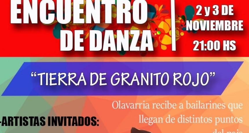 Olavarría es sede del Encuentro de Danzas 'Tierra de Granito Rojo'