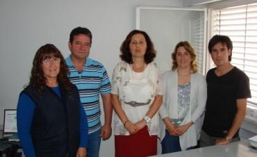 Eseverri otorgó un subsidio a la Escuela de Educación Agraria Nº 1