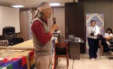 Azul: la comunidad mapuche tomó tierras del barrio ceramista