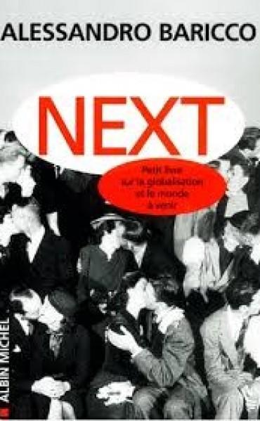 Next- Alessandro Baricco