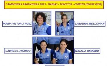 María Maíz entre los deportistas mas  destacados de Argentina