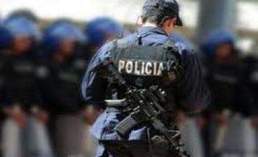 El fútbol en foja cero por la falta de efectivos policiales