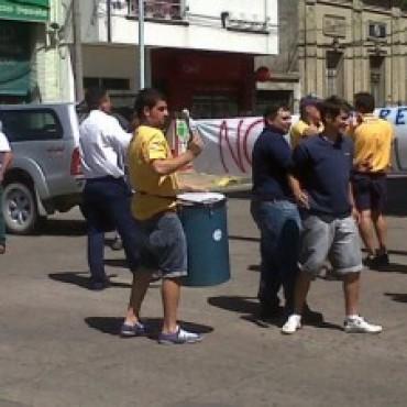 Los empleados del Correo Argentino esperan que este viernes se destrabe el conflicto