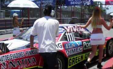Nico Pezzucchi 6° en su serie