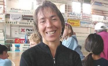 Rosana Luisetti fue tercera en Mar del Plata